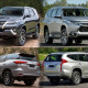 Mitsubishi All New Pajero Sport dan Toyota All New Fortuner