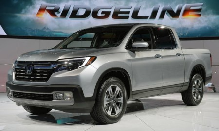 All New Honda Ridgeline di NAIAS 2016