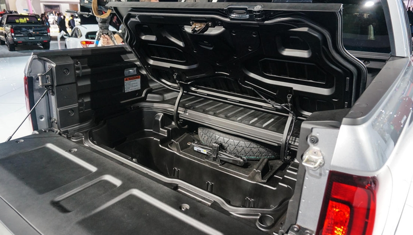 Desain Unik All New Honda Ridgeline
