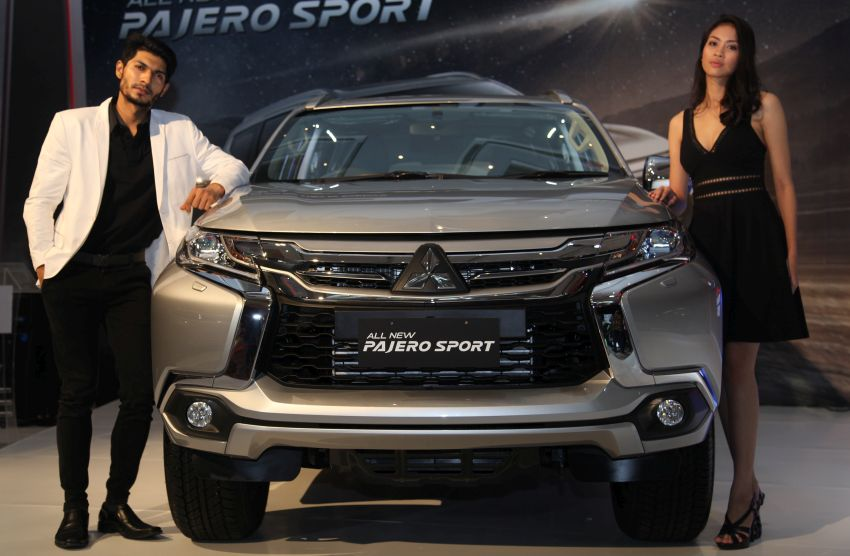 Mitsubishi All New Pajero Sport