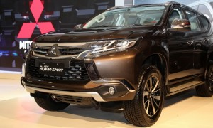 Spesifikasi Lengkap Mitsubishi All New Pajero Sport