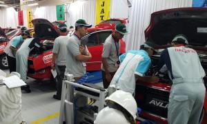 Daihatsu Gelar National Technical Skill Contest 2016