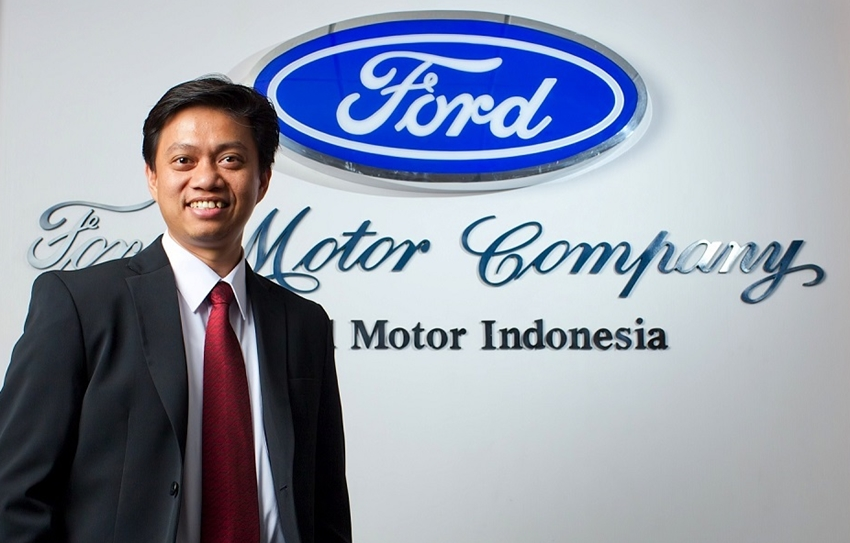 Bagus Susanto Ford Motor Indonesia