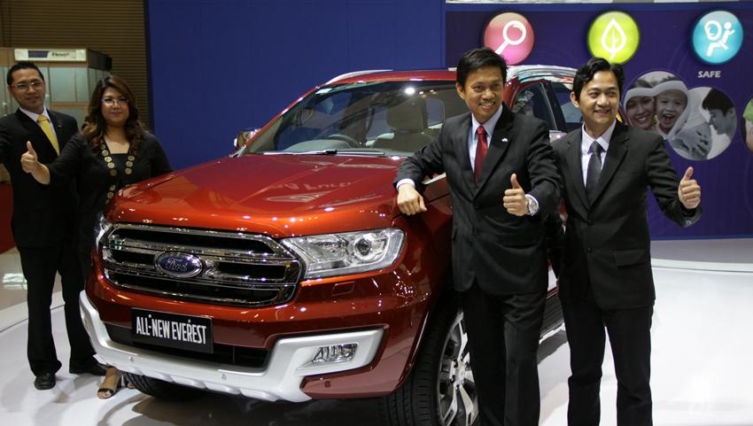 Pemilik Ford Masih Bisa Servis