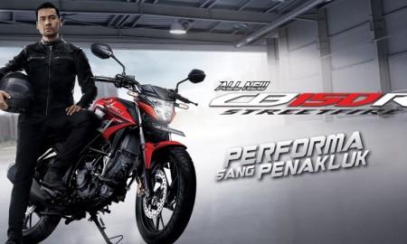 Honda Kuasai Semua Segmen Motor di Indonesia