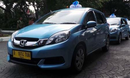 Honda Mobilio Taksi