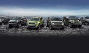 Jeep 75th Anniversary Special Edition dengan Warna-Warna Khusus