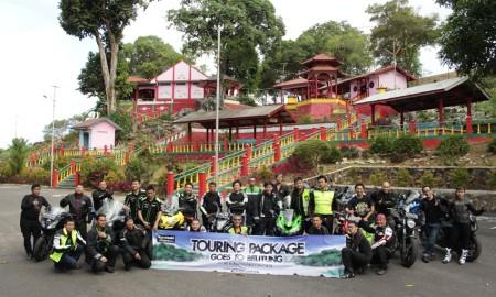 Ninja 650 dan ER-6n Turing di Bangka Belitung