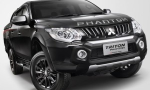 Mitsubishi Triton Phantom Edition