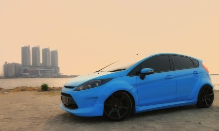 Modifikasi Ford Fiesta Street Racing 2013