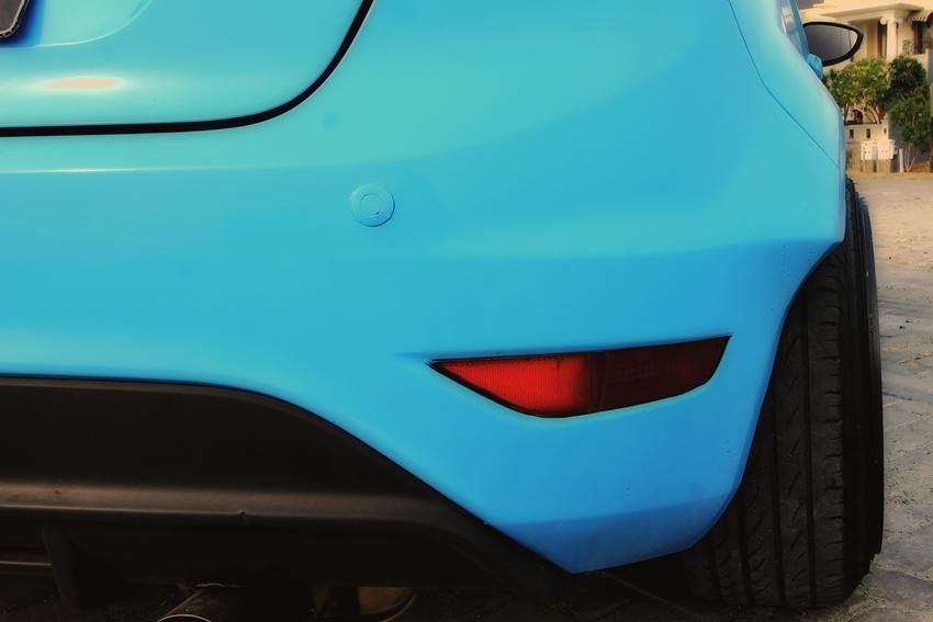Modifikasi Ford Fiesta 2013