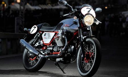 Moto Guzzi V7 Ikut IMA 2016