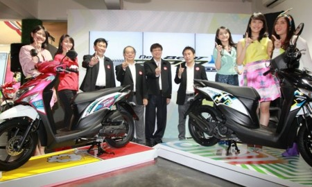 New Honda BeAT POP eSP