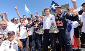 Peugeot Finish Pertama di Dakar 2016