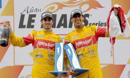 Sean Gelael Podium Utama di Asian Le Mans