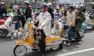 Masyarakat Inggris Kini Memilih Motor Skutik