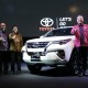 Toyota All New Fortuner Resmi Dirilis