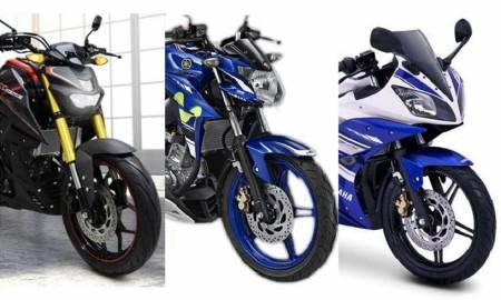 Perbandingan Yamaha Xabre - Vixion - R15