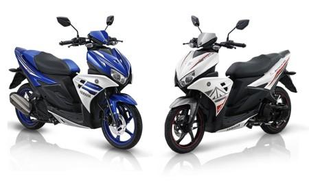 Spesifikasi dan Harga Yamaha Aerox 125LC