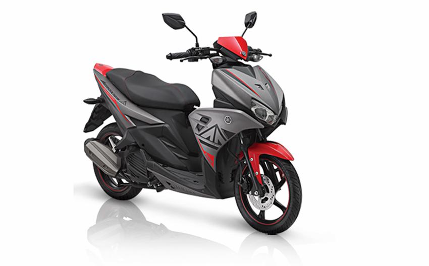 Tipe Tertinggi Yamaha Aerox di Dunia