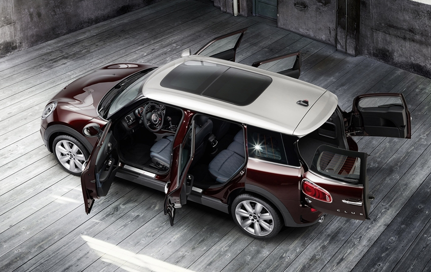 4 Mobil Baru BMW dan MINI Siap Menyapa Tahun Ini