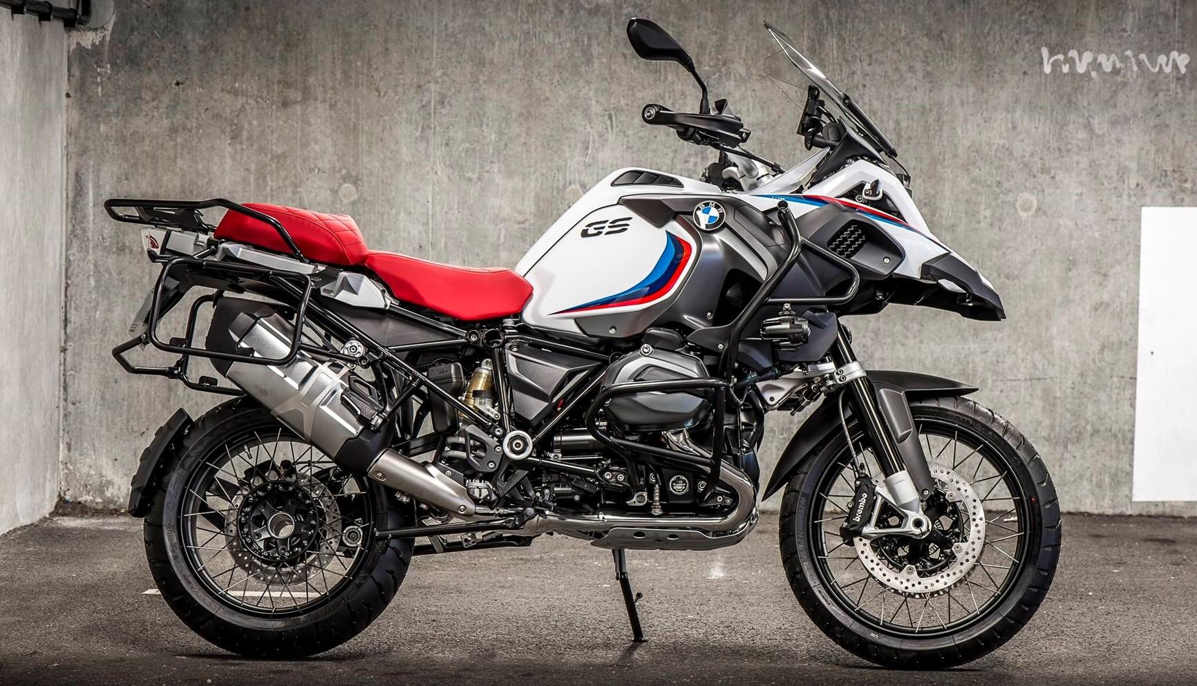BMW Motorrad Luncurkan Edisi Khusus