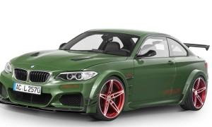 Modifikasi BMW Seri 2 Coupe AC Schnitzer ACL2