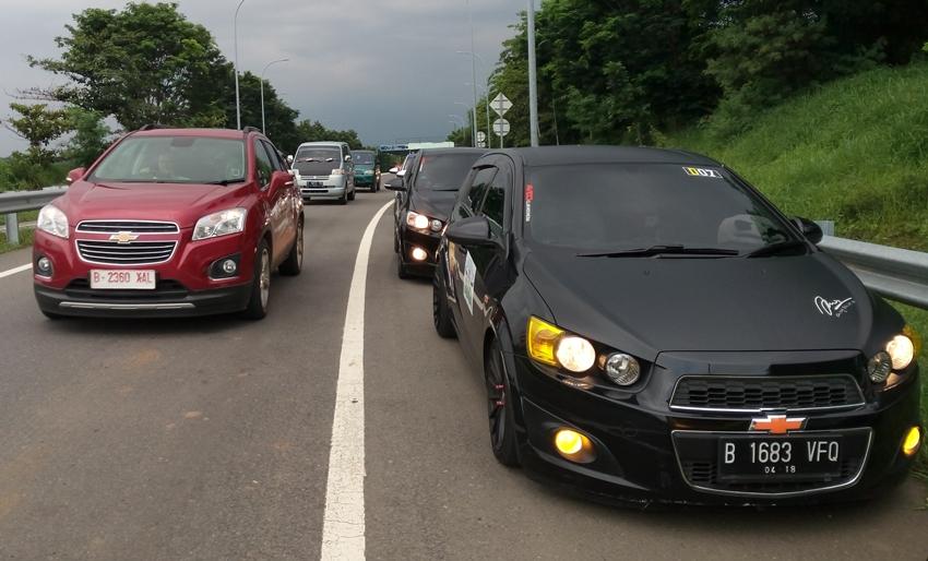 Member Aveo Club Indonesia Tes Chevrolet Trax