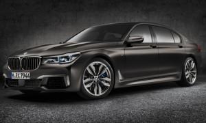 BMW M760Li xDrive Seri 7