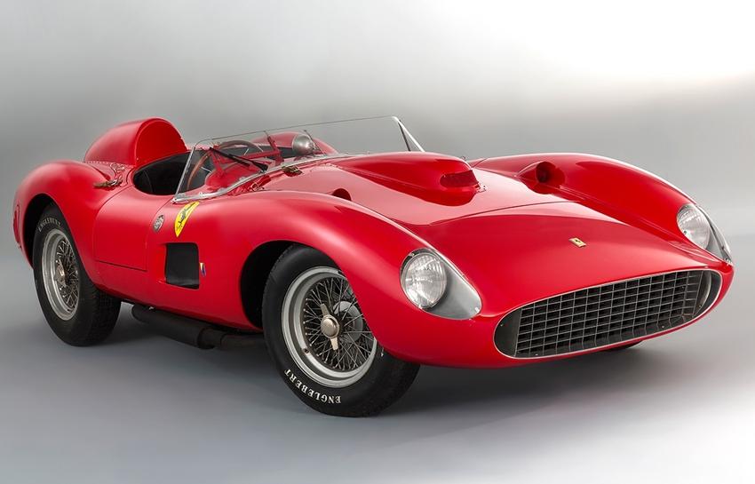 Ferrari Lansiran 1957 Ini Terjual Rp 487 Miliar
