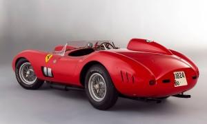 Pemilik Ferrari 335 Scaglietti S 1957