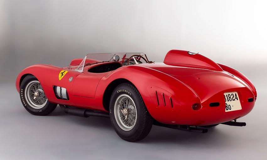 Mobil Ferrari Kedua Termahal Setelah 250 GTO