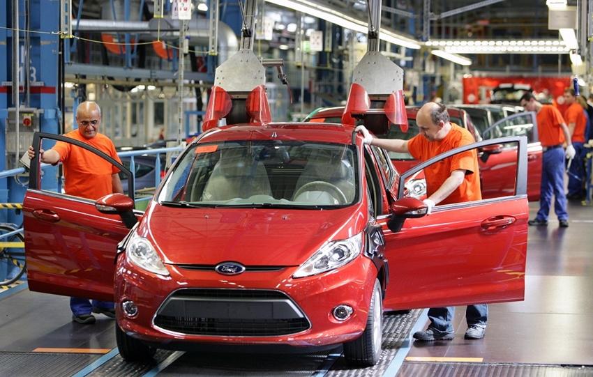 Pabrik Ford Tak Pernah Ada di Indonesia
