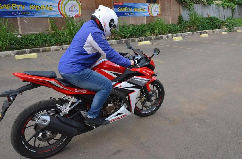 Komunitas Honda CBR Jajal All New CBR150R