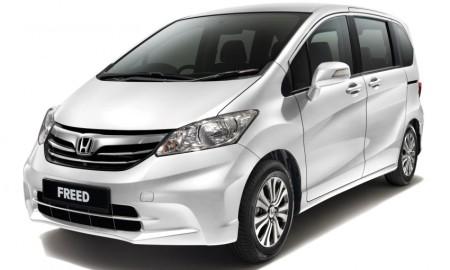 Honda Freed Terbaru