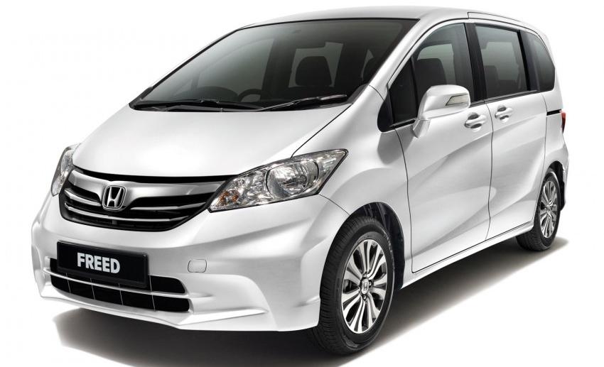 Honda Freed Terbaru