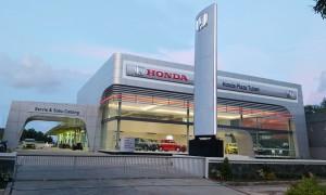 dealer resmi Honda