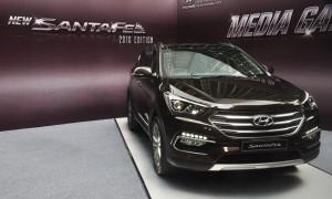 Spesifikasi dan Harga Hyundai New Santa Fe Model 2016