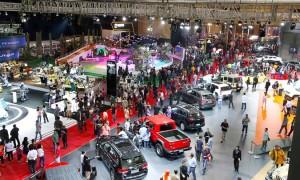 IIMS 2016 Diharapkan Dongkrak Pasar Otomotif Jelang Ramadhan