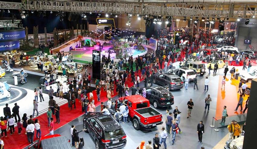 Banyak Mobil Baru di IIMS 2016