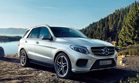 Spesifikasi dan Harga Mercedes-Benz New GLE