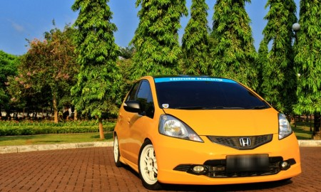 Modifikasi Honda Jazz 2010