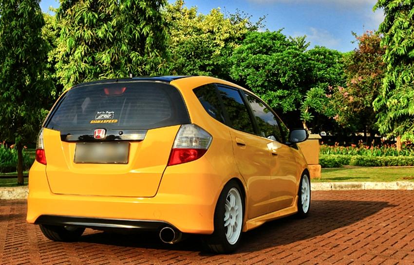 610 Koleksi Modifikasi Mobil Jazz 2010 HD Terbaik