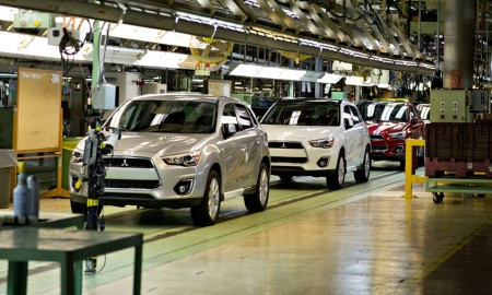 Permintaan Turun Karyawan Mitsubishi Indonesia Pensiun Dini