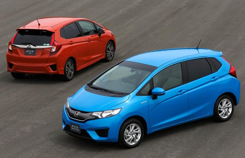 Honda Fit dan Honda Jazz Terkena Recall