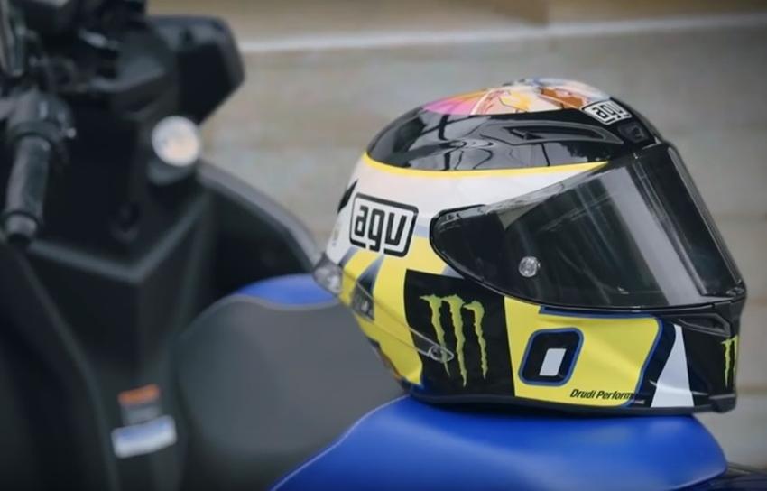 Iklan Baru Rossi untuk Yamaha Indonesia