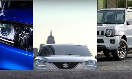 Tiga Mobil Baru Suzuki
