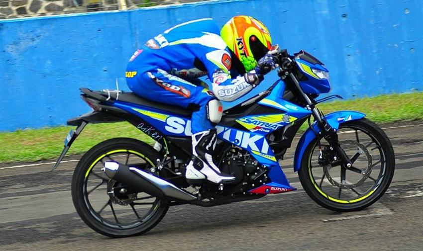 Jadi Motor 150cc Tercepat di Indonesia