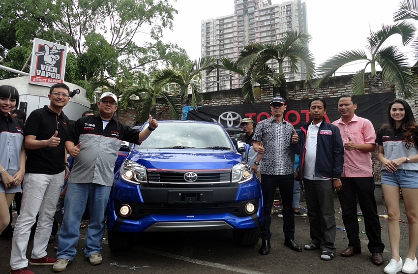 Saran Komunitas TeRuCI Tentang Toyota Rush