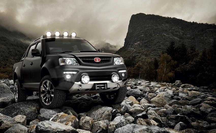 Mobil Baru Tata Motors Tata Xenon D Cab